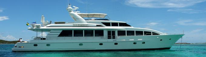 harmony yacht charters